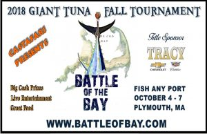 Giant Tuna Tournament - Battle of the bay @ Plymouth | Massachusetts | United States